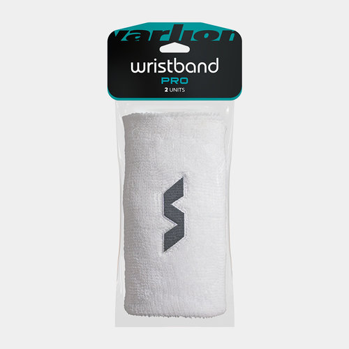 Varlion White Pro Wristbands