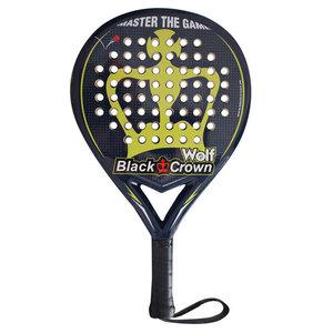Black Crown Black Crown Wolf Padel Racket