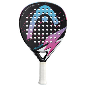 Head Head Flash Pink Blue Padel Racket 2021