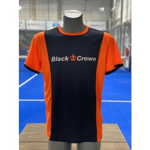Black Crown BlackCrown shirt.