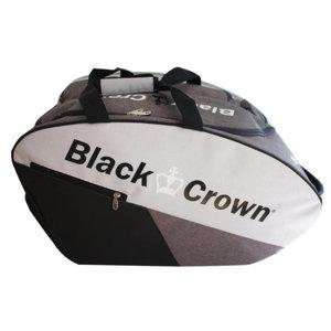 Black Crown Black Crown Padel Tas Zwart / Grijs