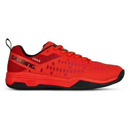 Salming Salming Eagle Red Men Padel Shoes Size 40 2/3
