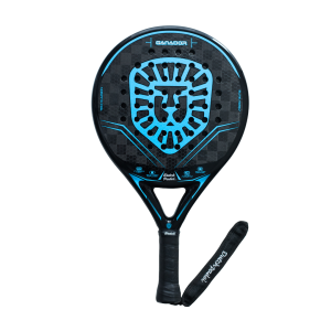 DutchPadel Ganador Blue Padel Racket
