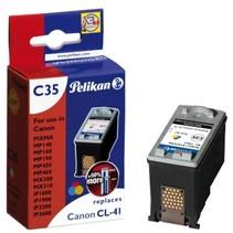 Pelikan 4103208 Canon CL-41 3-color, C35