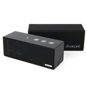 Divacore Divacore Ktulu II+ - NFC - Bluetooth speaker - Powerbank - 35uur speeltijd - Zwart
