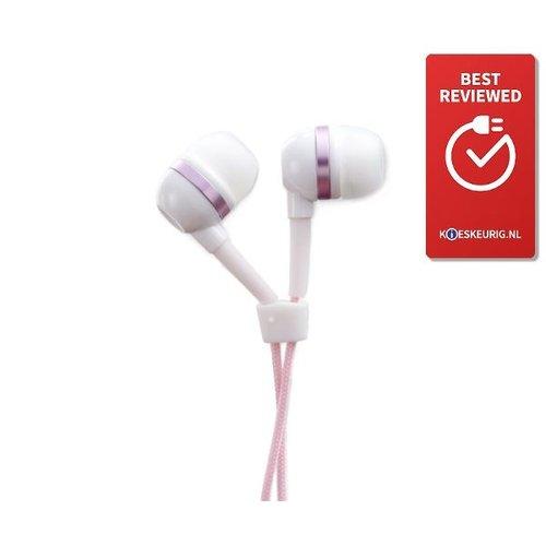 Antec Antec dBs In-ear Headphone,  Wit/Rose