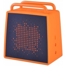 Antec SPzero Bluetooth Speaker - Waterbestendig - Oranje