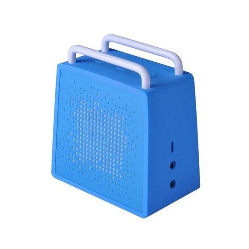 Antec Antec SPzero Bluetooth Speaker - Waterbestendig - Blauw