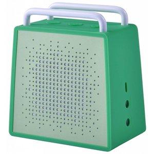 Antec Antec SPzero Bluetooth Speaker - Waterbestendig - Groen