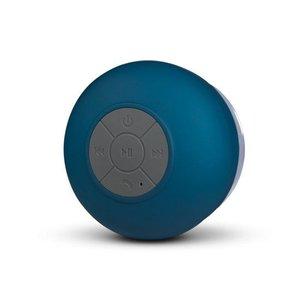 Antec Antec Spot Shower Waterproof Draadloze Bluetooth Speaker - Blauw
