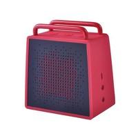 Antec SPzero Bluetooth Speaker - Waterbestendig - Rood/Zwart