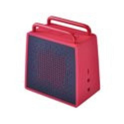 Antec Antec SPzero Bluetooth Speaker - Waterbestendig - Rood/Zwart