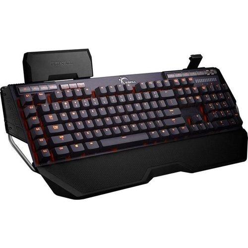 G.Skill G.Skill Ripjaws KM780MX Red LED Mechanisch Gaming Toetsenbord  Brown Switch, Qwerty US