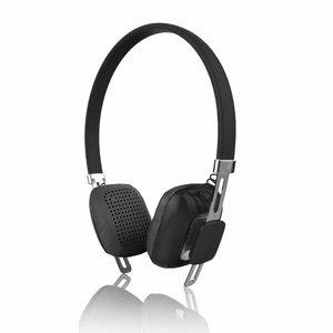 PSYC PSYC Orchid Draadloze Bluetooth hoofdtelefoon - Zwart