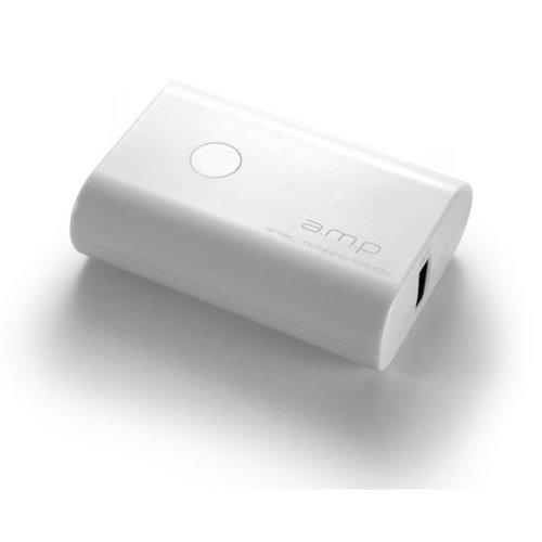 Antec Antec PowerUp 6200 mAh Powerbank USB - Wit