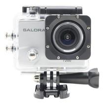 "SALORA ProSport PSC7200HD HD action camera met waterproof casing en 2,0"" TFT monitor"