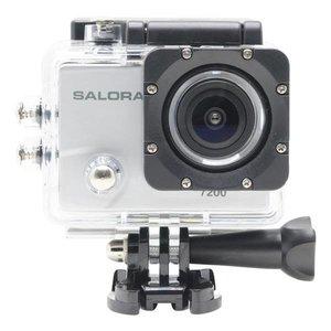 "Salora SALORA ProSport PSC7200HD HD action camera met waterproof casing en 2,0"" TFT monitor"