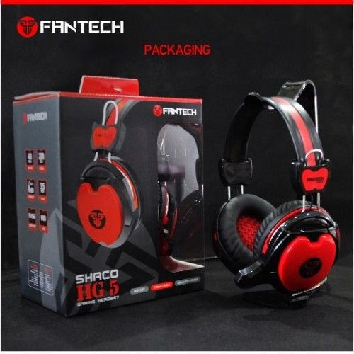 Fantech Fantech Shaco HG5 Gaming Headset met 3.5mm aansluiting