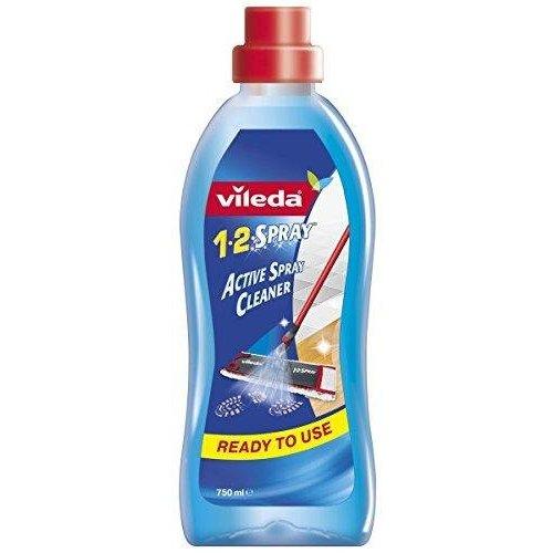 Vileda 1.2 Spray Schoonmaakmiddel - 4 flessen pack