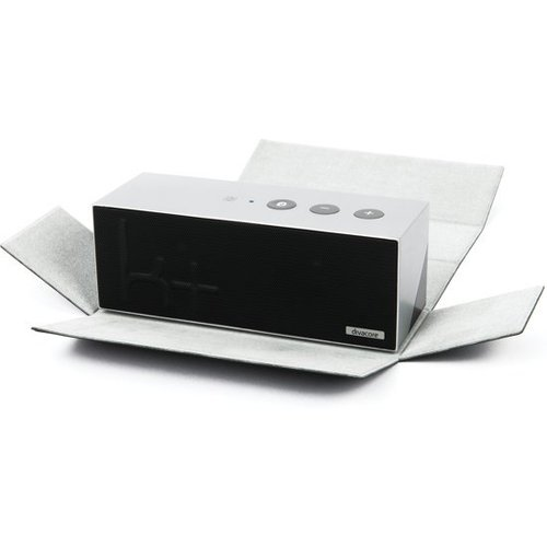 Divacore Divacore Ktulu II+ - BLuetooth Speaker - Powerbank - 35 uur speeltijd -Wit