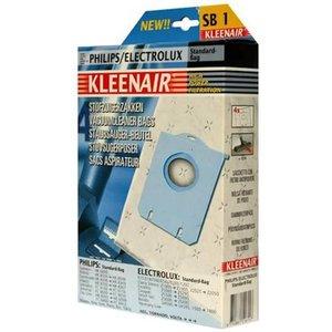 Kleenair KleenAir HPF SB1 Philips/Electrolux 8 Stofzuigerzakken