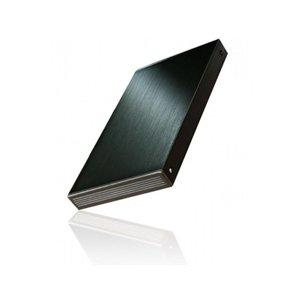 "Sumvision Sumvision  E-Gem 2.5"" SATA USB 2.0 HDD behuizing, Hardeschijf behuizing - Aluminium - Zwart"