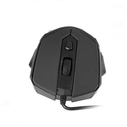 Sumvision Nemesis Zark LED gaming muis met 7 LED kleuren en verstelbare DPI 400 800 1600 2400 -2018