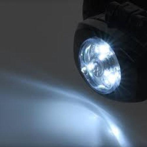 XQmax Sport hoofdband met licht