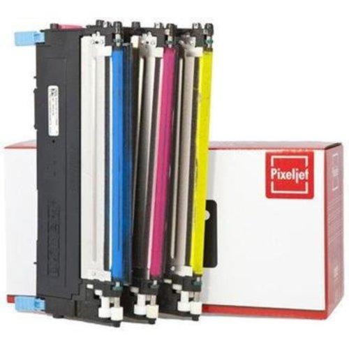 Pixeljet Samsung CLT-C4092S, M4092S, Y4092S toner 3 stuks (Cyaan, Magenta, Geel)