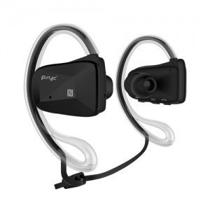PSYC Elise SX draadloze sport headset, zwart