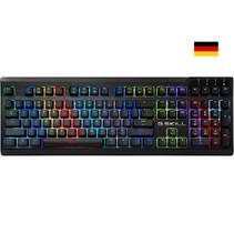 G.Skill Ripjaws KM570RGB LED Mechanisch Gaming Toetsenbord RED Switch , Qwertz  DE