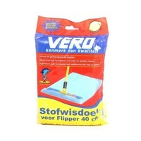 Vero Stofwisdoek 40 x 25 cm - Blauw