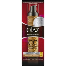 Olaz Regenerist Complexion Corrector Cream Medium Huid SPF 15 - 50ml - CC Cream