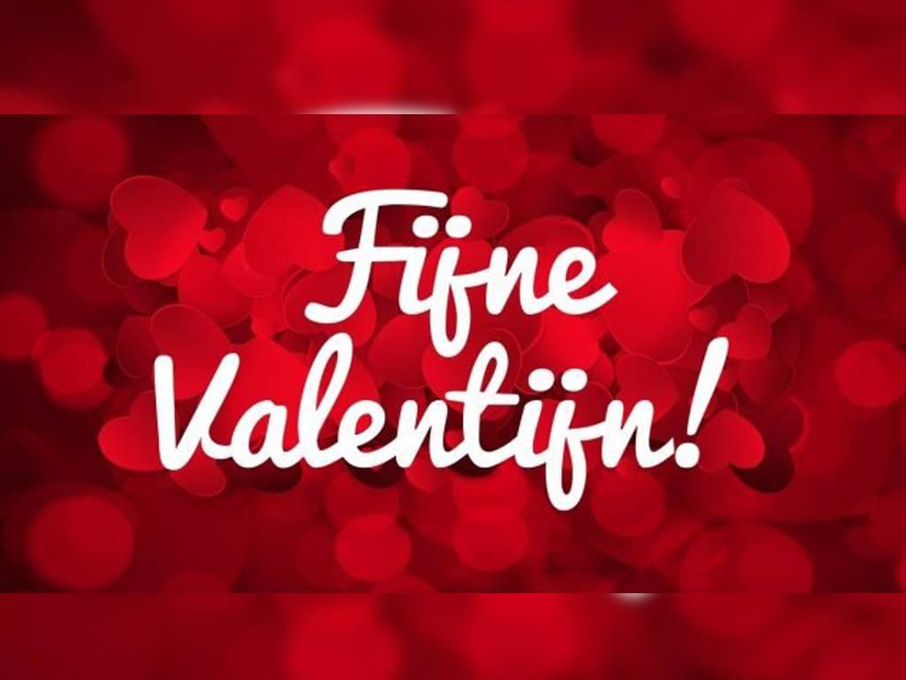 Valentijn kortings aktie