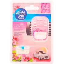 Ambi Pur - CAR ambientador aparato + recambio for her 7 ml