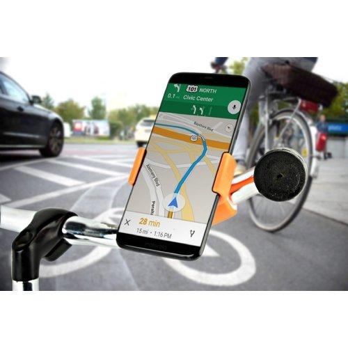 Universele flexibele houder /fietshouder voor smartphone
