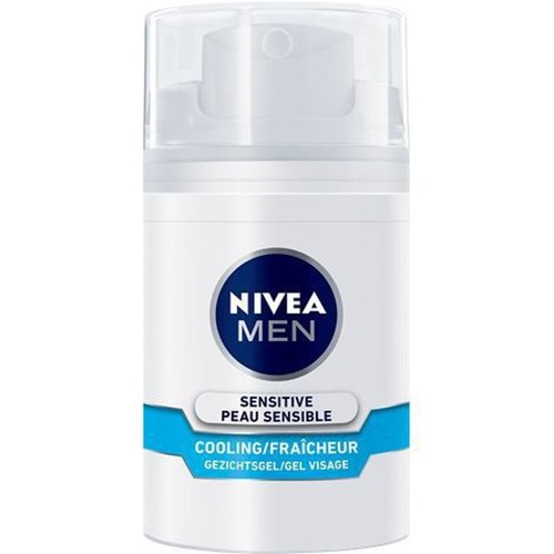 NIVEA MEN Sensitive Cooling Gezichtsgel - 50 ml