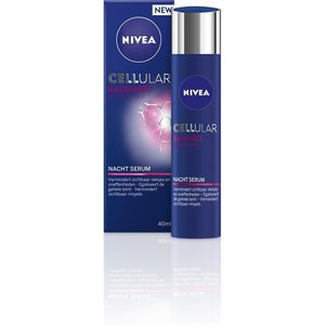 NIVEA CELLular Radiance Nacht Serum - 40 ml - Nachtcrème