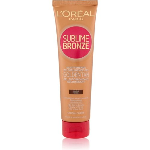 L'Oréal Paris Sublime Sun Sublime Bronze Golden Tan