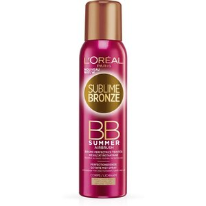 L'Oréal Paris Sublime Sun BB Summer Airbrush - Perfectionerende Getinte Mist Spray - 150ml - Zelfbruiner Lichaam