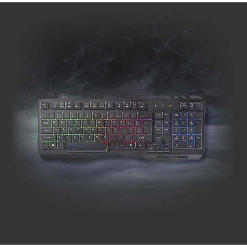 Nedis Nedis Afterdark RGB Gaming toetsenbord  en muis combo kit