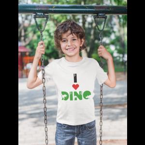 I Love Dino T-shirt