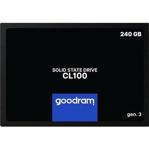 Goodram SSD - CL100 - 2.5'' 240 GB