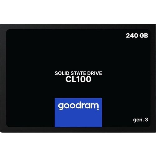 Goodram SSD - CL100 - 2.5'' 240 GB