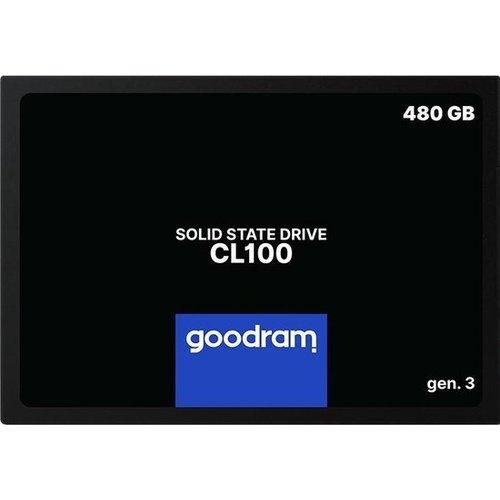 Goodram SSD - CL100 - 2.5'' 480 GB