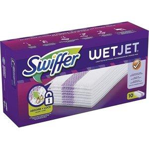 Swiffer Swiffer WetJet - Reinigingsdoekjes - 10 Stuks