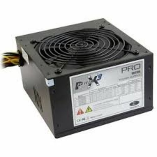 Sumvision Power X3 800W  voeding