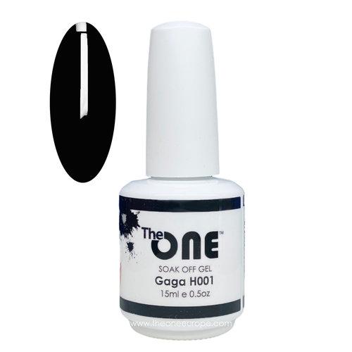 The One H001 - kleur Gaga Black