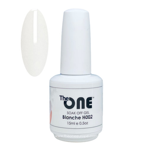The One H002 - kleur Blanche Wit