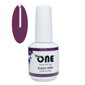 The One H006 - kleur Evelyn Paars